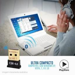 Título do anúncio: Adaptador Usb Bluetooth 4.0