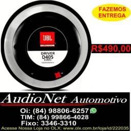 Driver D405 Jbl Selenium 100w Rms 8 Ohms Fenólico Corneta Normal Trio Bob Esponja