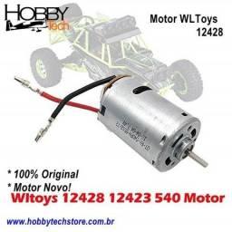 Motor 540 Rc Wltoys 12428 - Novo