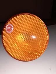 Lanterna sinalizadora amarela