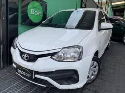 Toyota Etios 1.3 X Automático Flex - 8.000km