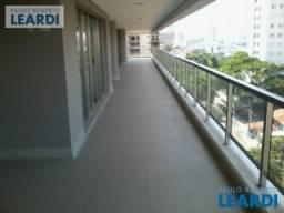 Apartamento à venda com 5 dormitórios em Campo belo, São paulo cod:455894