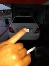 Mercedes branca