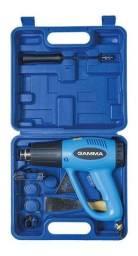 Soprador Termico 220v 2000w C/ Kit Acessórios - Gamma