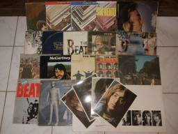 "Discos de vinil ""The Beatles"""