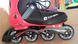 Patins, tamanho 40 (BR), Inline Oxer Speed 7000 abec 7