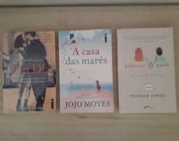 Kit com 3 livros