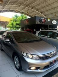 Honda Civic EXS 2013 1.8 Automático - Com Teto Solar
