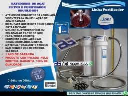 Filtro Purificador para Batedores de Açaí -Entrega e Instalação Gratis