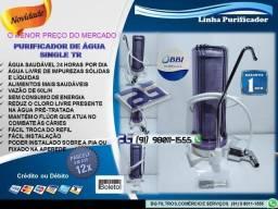 Filtro Purificador de água Single TR -Entrega e Instalação Grátis