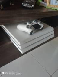 PS4 pro branco zerado