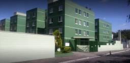 K - Residencial dos Pinhais, 2 dorms, 51M², vaga coberta. Aceita financiamento