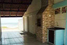 Casa de Praia Frente ao Mar S.C - Ótimo Local!