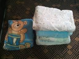 5 Cobertores infantil