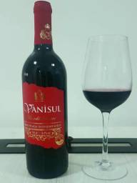Vinho Tinto Bordô Suave - Vanisul