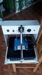 Máquina de Estampa compacta usada