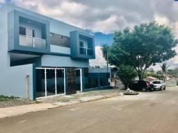 Sobrado à venda, 3 vagas, Centro - Nova Santa Rita/RS