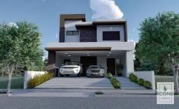 Casa com 3 dormitórios à venda, 190 m² por R$ 565.000,00 - Condomínio Terras de São Franci