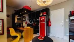 Apartamento à venda com 1 dormitórios em República, São paulo cod:8981