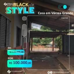 Casa com 1 dormitório à venda, 370 m² por R$ 100.000,00 - 23 de Setembro - Várzea Grande/M