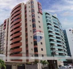 Apartamento com 3 dormitórios à venda, 102 m² por R$ 399.000,00 - Tambaú - João Pessoa/PB