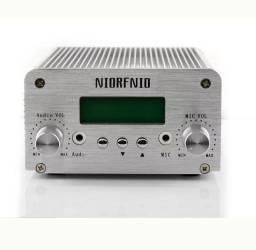 Transmissor FM 15 w