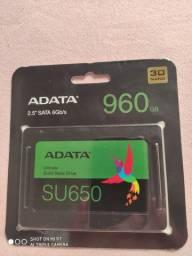 SSD 960gb Adata novo embalagem lacrada