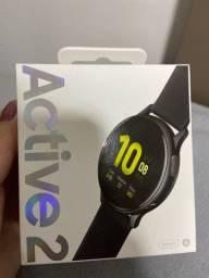 Relógio Samsung active 2 preto