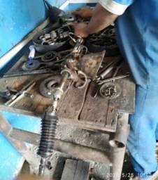 Caixa de direção hidráulica do clio