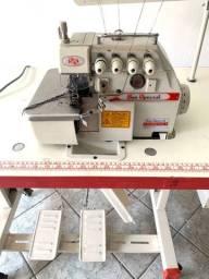 Máquina de costura interlock Sun Special