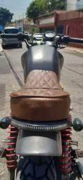 Moto Brat Style 150cc 2013