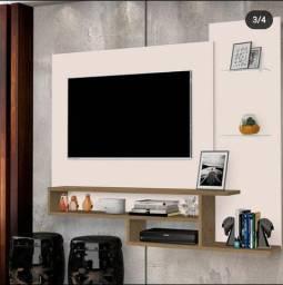 """Painel Para Tv até 50""""- Bruxelas (JP Móveis)"""