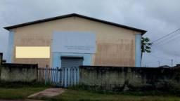 Galpao em Castanhal por 300 mil reais novo estrela Terreno 30X30