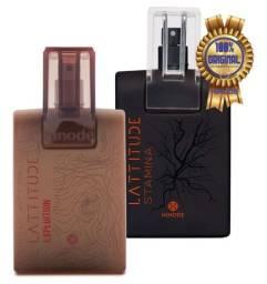 2 Perfume Lattitute 100ml Original Hinode