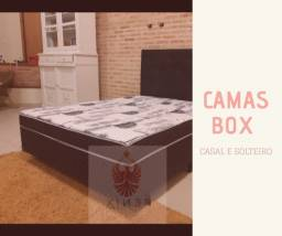 """Promoção - Camas Box """"Casal e Soteiro"""""""