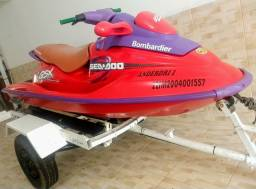 Jet ski seadoo400 GSX ano 98