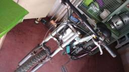 Bike filé dá marca Fisher filé