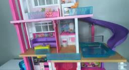 Mansão da Barbie   Casa dos sonhos da Barbie