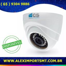 Câmera de Segurança Cs Dome Infravermelho hd 720P 1/4 2,8mm cuiaba