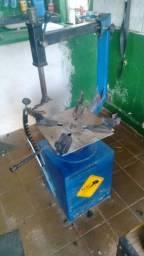 Máquina desmontar manual semi nova