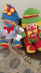 Bonecos Patati e Patata