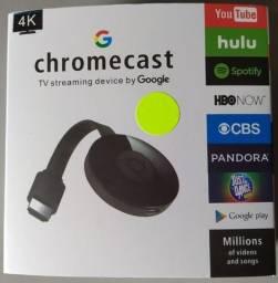 ChromeCast em Promoção