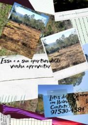 Terrenos de 1000 m²; aqui vc encontra o que procura em Ibiúna-SP