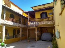 OLV#17#Casa com 3 dormitórios à venda, 100 m² por R$ 200.000 - Unamar - Cabo Frio/RJ
