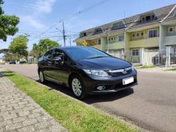 Honda Civic LXL 2012 - Impecável - Oportunidade