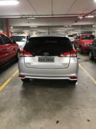 Toyota yaris 2019 automático 22.000km