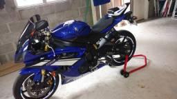 Yamaha YZF R6 2012