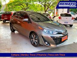 Toyota Yaris 1.5 XLS Multidrive Automático com Teto Solar - 2019
