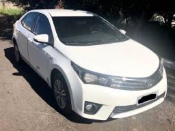 Toyota corolla XEi flex 14/15 único dono impecável