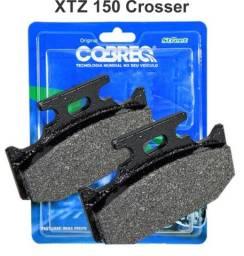 Pastilha de Freio Cobreq Traseira XTZ 150 Crosser